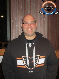 VP of Community Outreach: Ryan Padula